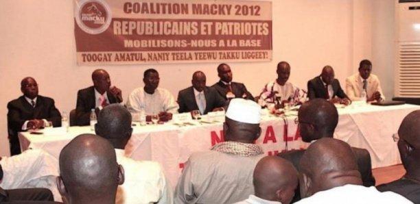 """La coalition """"Macky 2012"""" a un nouveau coordonnateur"""