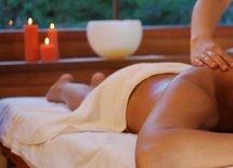 Le massage sensuel