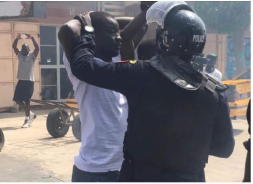 Manifestation contre l'interdiction du voile à l'Institut Sainte Jeanne d'Arc : Le rappeur Karim Xrum Xakh arrêté