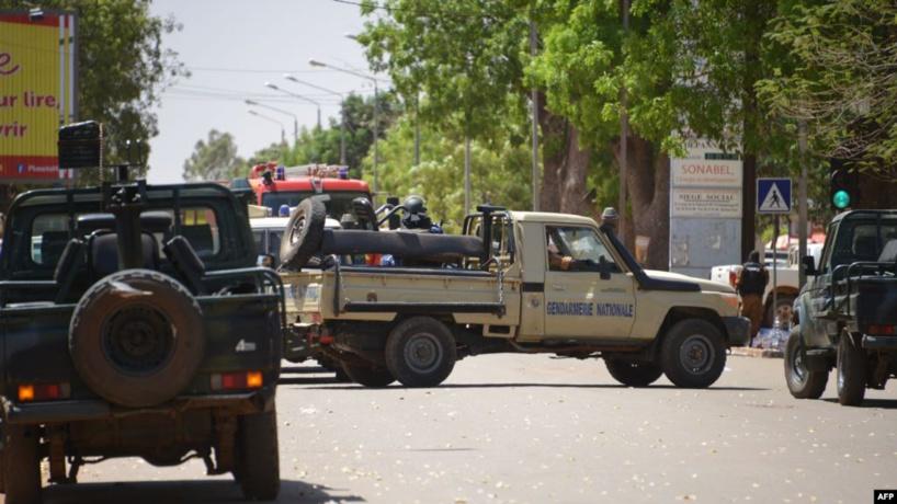 Burkina : 15 morts dans l'explosion d'un véhicule.