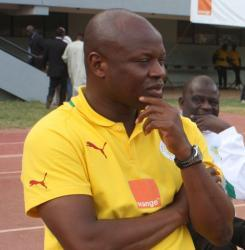 """CAN 2012 - Amara Traoré coach du Sénégal: """"Attention, les """"Lions"""" sont blessés"""""""