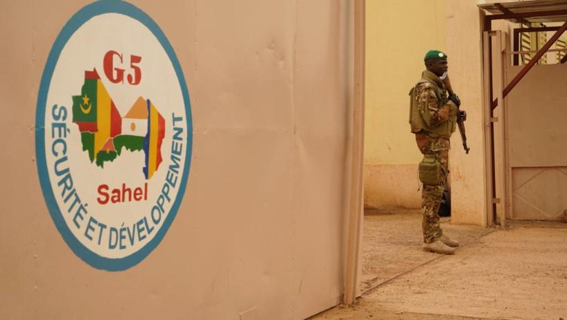 Mauritanie: des officiers de la force G5 Sahel en formation à Nouakchott