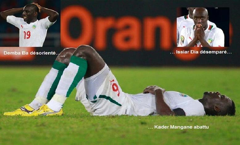 """CAN 2012 Guinée Equatoriale vs Sénégal: Coup du """"Nzalang"""" sur la tête des """"Lions"""" (2-1)"""