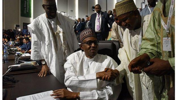 La justice a validé l'élection de Buhari au Nigeria