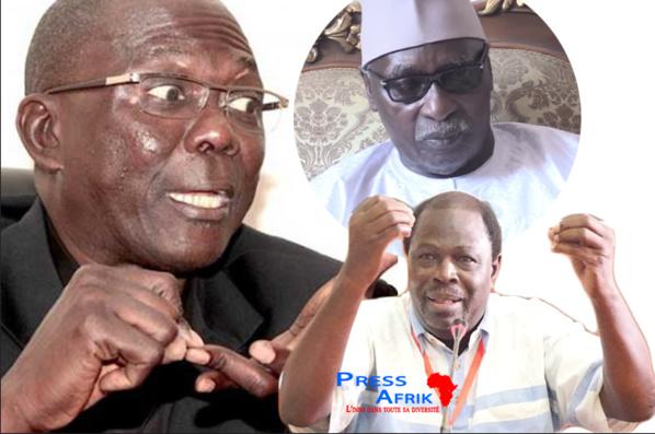 Interdiction du voile à l'ISJA: Ibrahima Séne attaque le Khalife général des Tidianes et Moustapha Diakhaté