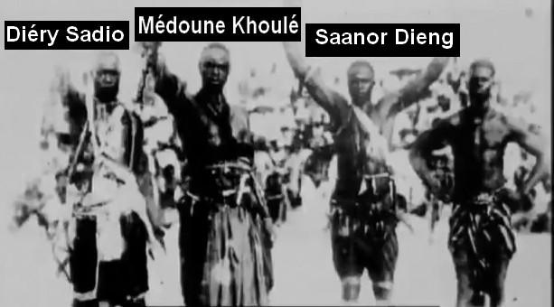 L'historique de la Lutte avec Frappe au Sénégal (Par Omar Ngom Saala)