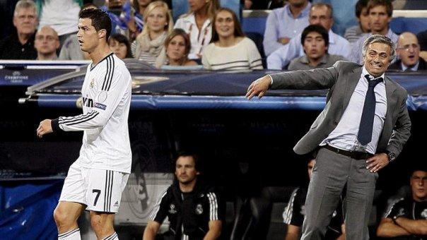 L'énorme hommage de José Mourinho à Cristiano Ronaldo