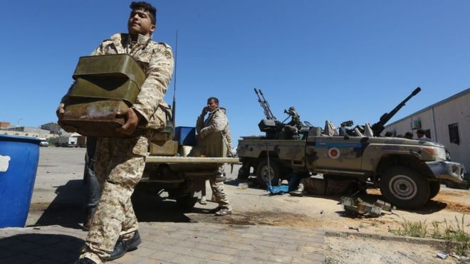 L'ONU renouvelle sa mission en Libye