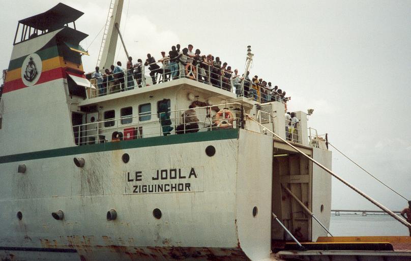 Décès du président du collectif des victimes du bateau Le Joola