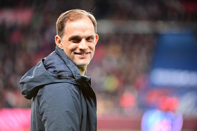 PSG-Strasbourg: Tuchel annonce quatre forfaits dans ses rangs