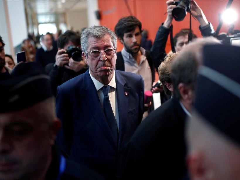 Balkany a déposé une demande de mise en liberté