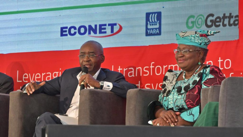 Portrait : Strive Masiyiwa, PDG d'Econet Wireless