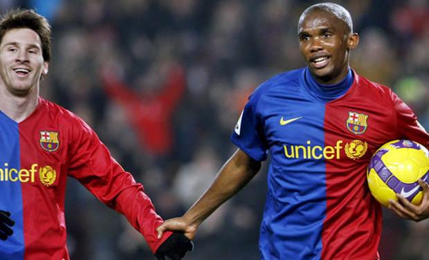 Man City : Guardiola rend hommage à Eto'o