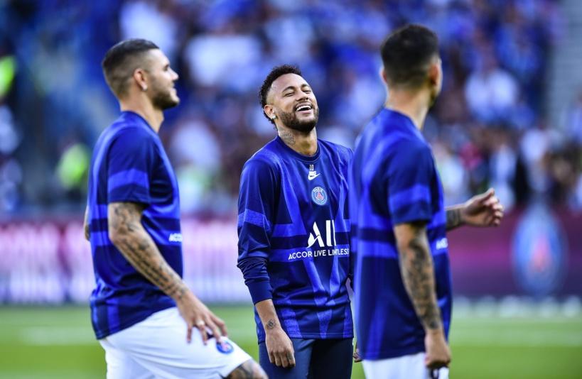 PSG-Strasbourg: Neymar hué et insulté par le Parc