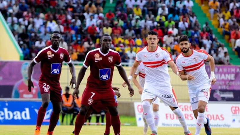 2e Tour Ligue africaine des champions: Génération Foot bat le Zamalek à domicile (2-1)