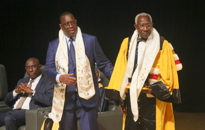 Histoire Générale du Sénégal: le Comité de pilotage précise que ce n'est pas Macky qui a créé le projet