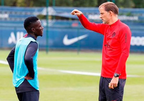 PSG – Gana : «Le coach m'a montré qu'il voulait que je vienne…»