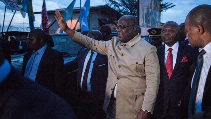 Le président congolais Tshisekedi à Bruxelles pour sa première visite officielle