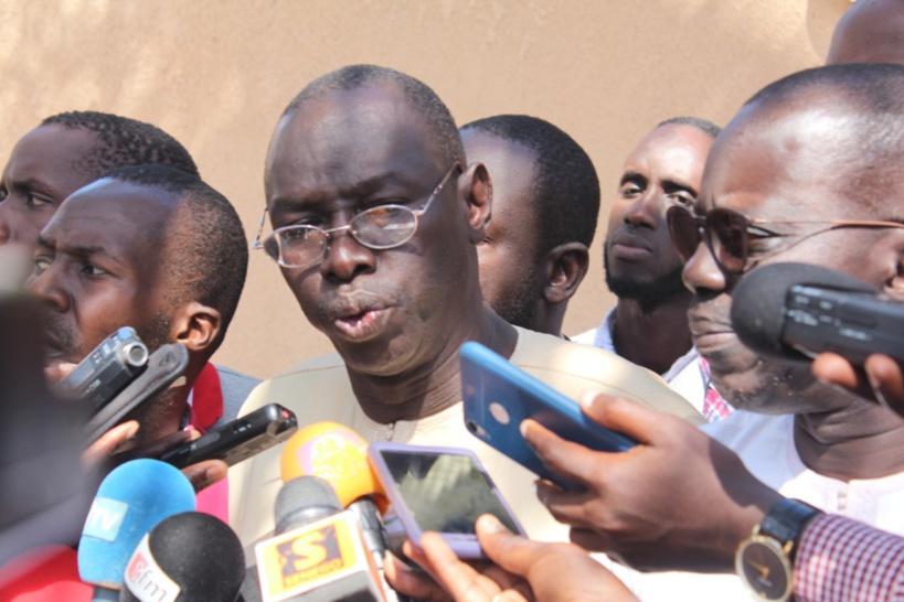 Idrissa Seck est un homme politique et non un commentateur politique (Ass Babacar Guèye)