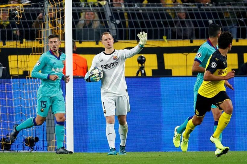 Barça : le penalty stoppé fait polémique !