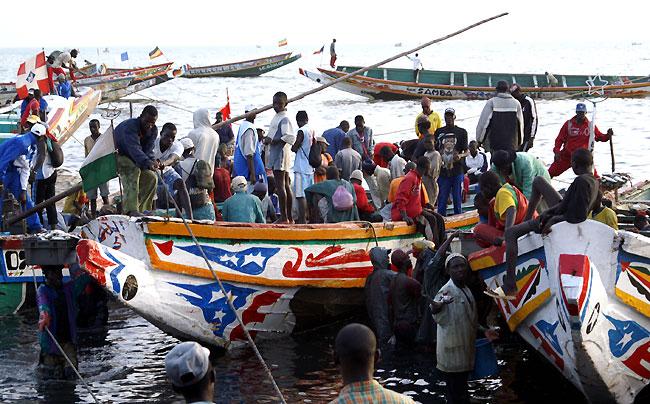 Joal: on a retrouvé les corps des quatre pêcheurs qui étaient portés disparus