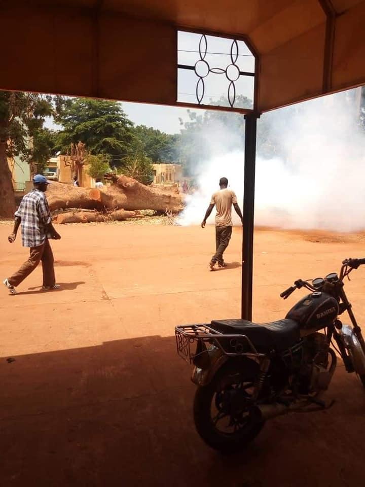 Urgent-Mali: au moins deux policiers tués, l'un serait brûlé vif, lors d'une révolte populaire à Niono