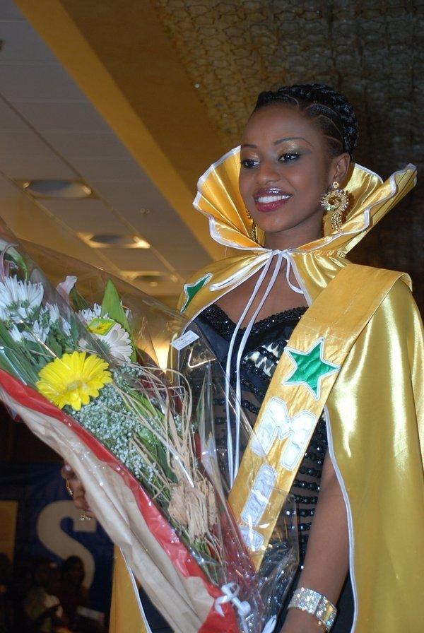Concours de beaute : Penda Ly de Dakar élue Miss Sénégal 2012