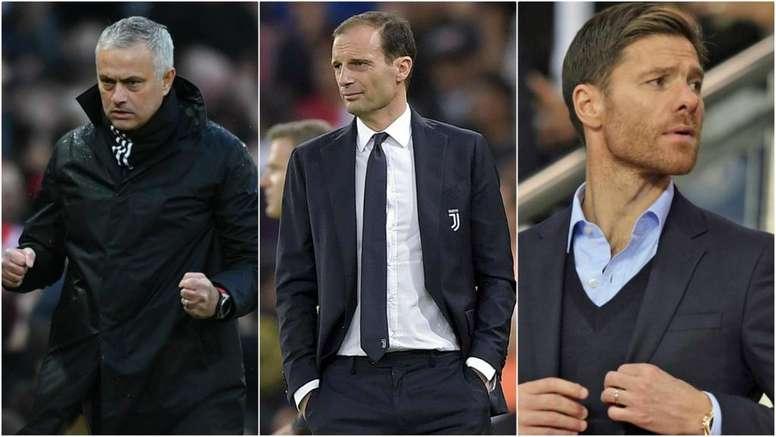 Les trois noms évoqués pour un remplacement éventuel de Zidane