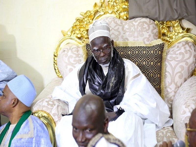 Le khalife général des Mourides attendu à Dakar ce dimanche