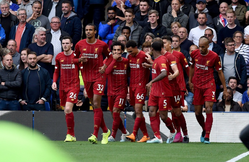 Premier League: Liverpool fait carton plein