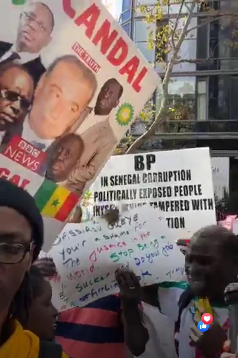 Sommet Onu New-York: Macky, Aliou Sall Bassirou Gueye, Mamour Diallo, et Cheikh Oumar Hanne vilipendés