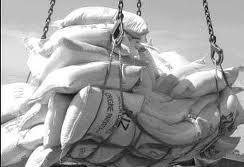 Port de Dakar : 15.000 tonnes de riz importé dans nos murs
