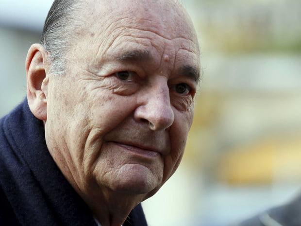 Urgent: Jacques Chirac est mort