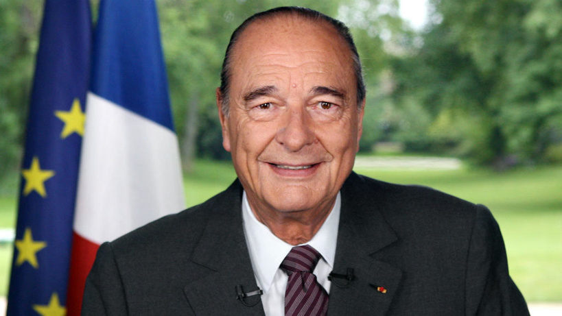 France: Une journée de deuil national aura lieu lundi 30 septembre en hommage à Jacques Chirac