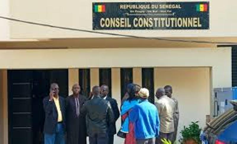 """Conseil constitutionnel: """"La non-publication du décret de nomination du président n'est entachée d'aucune illégalité"""""""