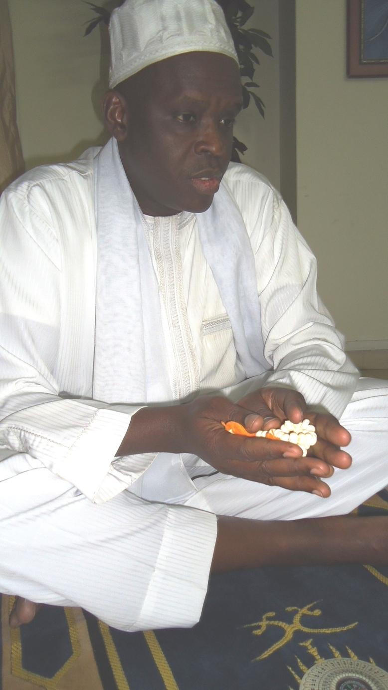 Prière du M23 à la mosquée Blanchot: Boubacar Ba plaide pour le dialogue et la paix