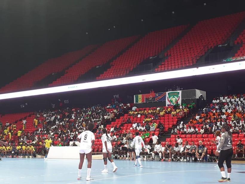 TQD HANDBALL: le Sénégal bat la RDC (28-18)