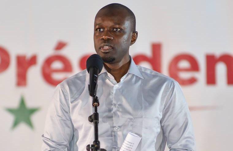 Ousmane Sonko exprime sa joie suite à la libération de Khalifa Sall