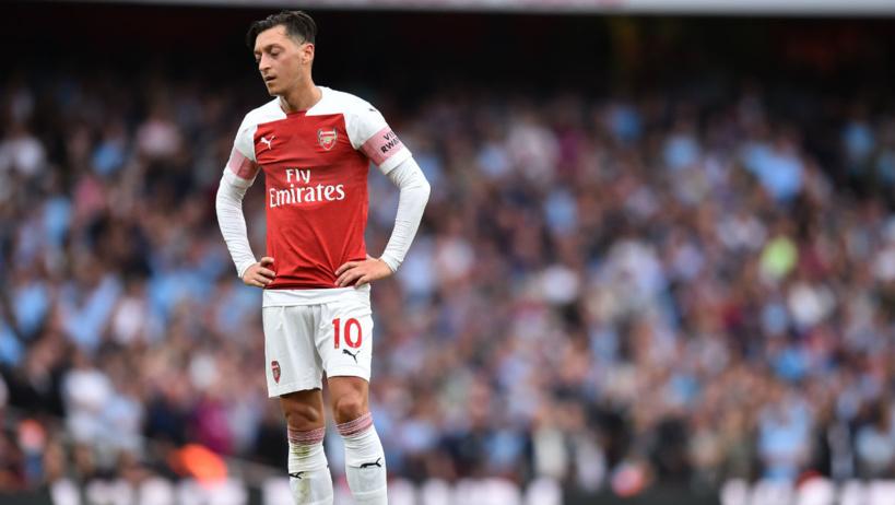 Arsenal : Özil disponible en janvier