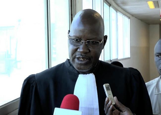 Me Khassimou Touré sur la lettre de grâce : « si c'était à refaire, je le referais »