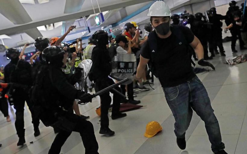 En vrac...Hong-kong, Brexit, Nucléaire et l'Irlande du Nord