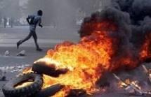 Reprise des  manifestations à Cambérène contre l'implantation de la STEP
