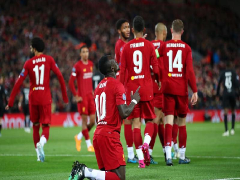 LDC – Liverpool vs Salzbourg : But de Sadio Mané dès la 8e minute