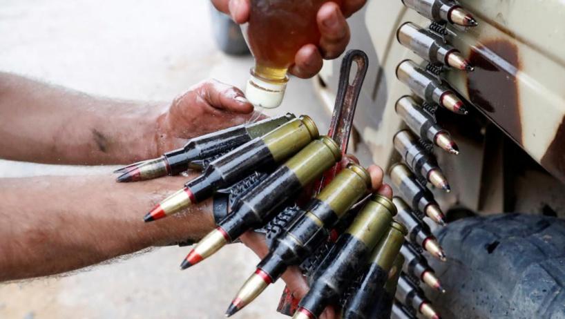 Libye: statu quo à Tripoli après six mois de combats