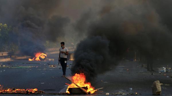 Ça dégénère en Irak: la police tire sur les manifestants... plusieurs morts