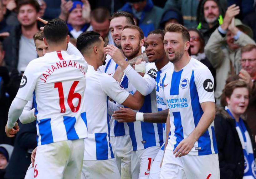Premier League: Tottenham battu 3 à 0 par Brighton FC