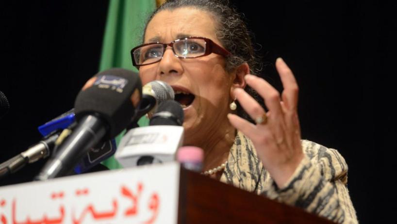 Algérie: des syndicats français apportent leur soutien à Louisa Hanoune