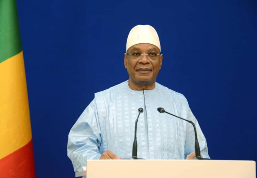 Mali: IBK rejette idée d'une tentative de coup d'État, suite aux attaques de deux camps militaires