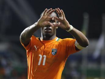 """CAN 2012 Côte d'ivoire - Didier Drogba : """"Gervinho nous a délivré"""""""
