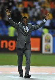 CAN 2012: Pelé, le Brésil et l'Afrique